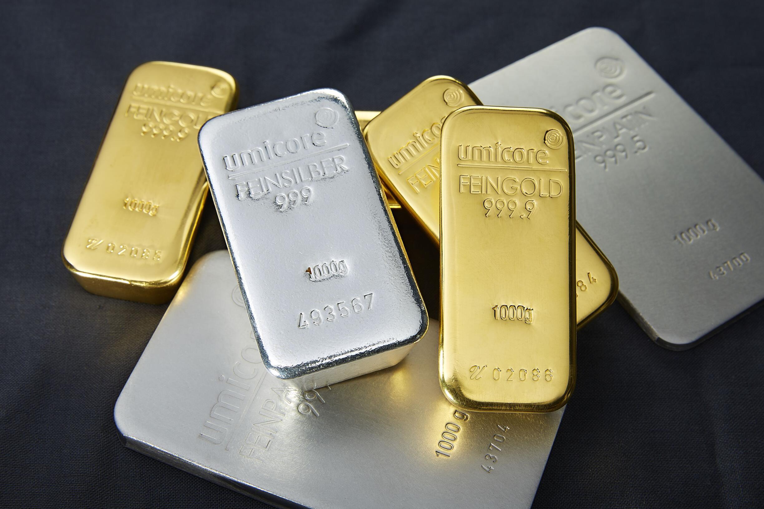 драгоценные металлы и инвестиции
