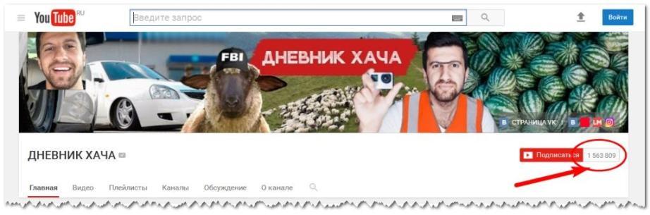 канал Дневник Хача