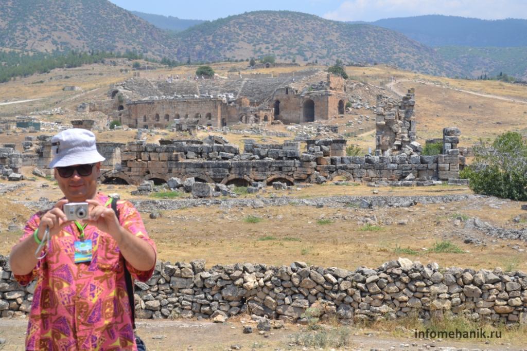экскурсия в Турции